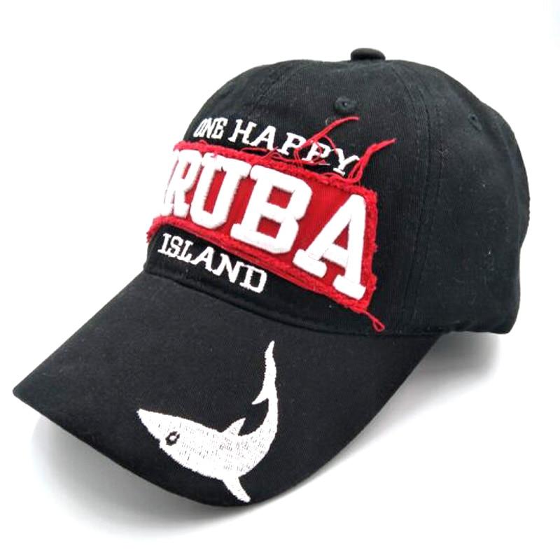 XEONGKVI European Embroidered Letter Shark   Baseball     Caps   Brand Snapback Spring Summer Cotton Hats For Women Men Casquette