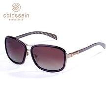 COLOSSEIN MSTAR Sunglasses Women Polarized 2019 Fashion Sun Glasses luxury Gradual  Light Soft Classic Eyewear UV400