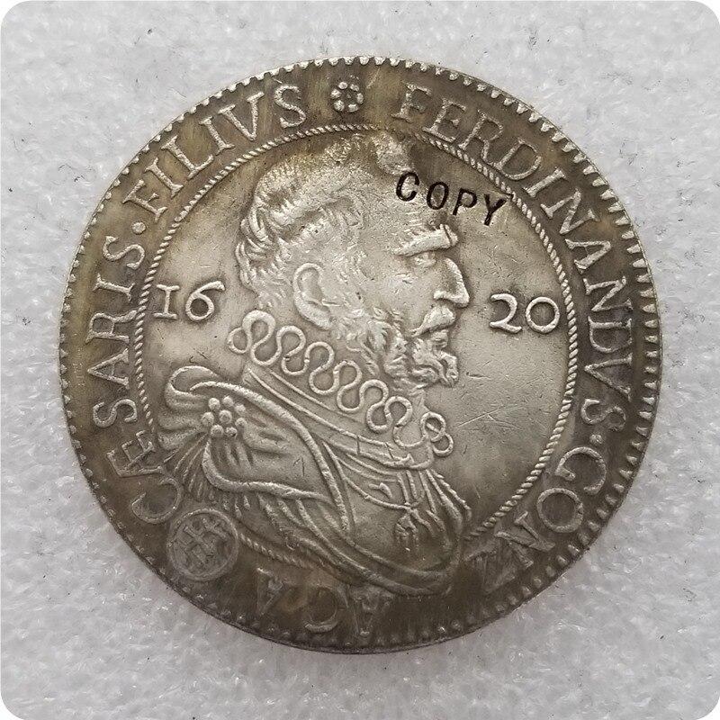 1620 итальянские серебряные копии монет памятные монеты-копии монет памяти