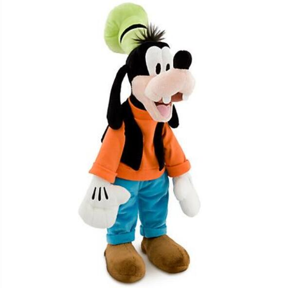 цена на GGS 30CM Goofy dog Plush Toy doll Super Quality Lovey Cute Doll Gift for Children Christmas toys