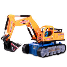 Racing Rc Race Car Drift Dinosaur Brushless Remote Control Car Rc Kids Toys For Children Radio Control Rc Bulldozer Mini toys(China)