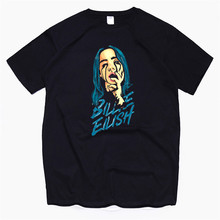 Billie Eilish Streetwear T Shirt Mens T-