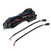 ICOCO New 30w DRL Controller Auto Car LED Daytime Running Light Relay Harness Dimmer On Off