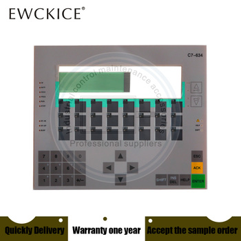 NEW 6ES7634-2BF02-0AE3 C7-634 6ES7 634-2BF02-0AE3 HMI PLC Membrane Switch keypad keyboard new 6es7633 2bf02 0ae3 c7 633 6es7 633 2bf02 0ae3 hmi plc membrane switch keypad keyboard