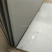 grade 5 Titanium sheet/ GR5 titanium plates ,4.0mm thickness,2pcs free shipping