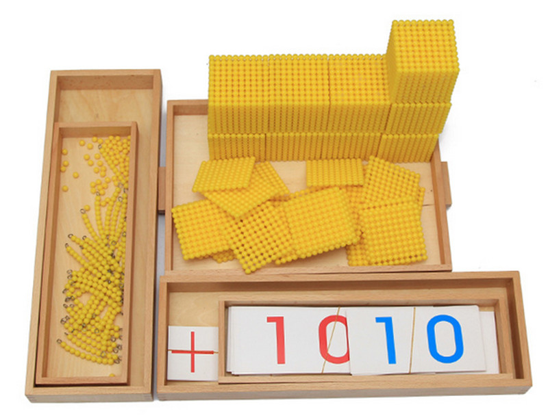 New Montessori Baby Toys Bank Game Set Maths Baby Educational Toys Baby Gifts