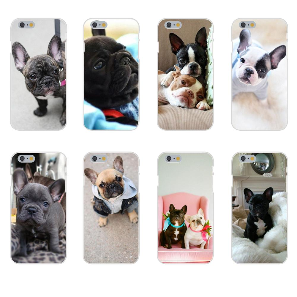 Love Pair French Bulldog Best Friends For Huawei Nova 2 V20 Y3II Y5 Y5II Y6 Y6II Y7 Y9 G8 G9 GR3 GR5 GX8 Prime 2018 2019 image