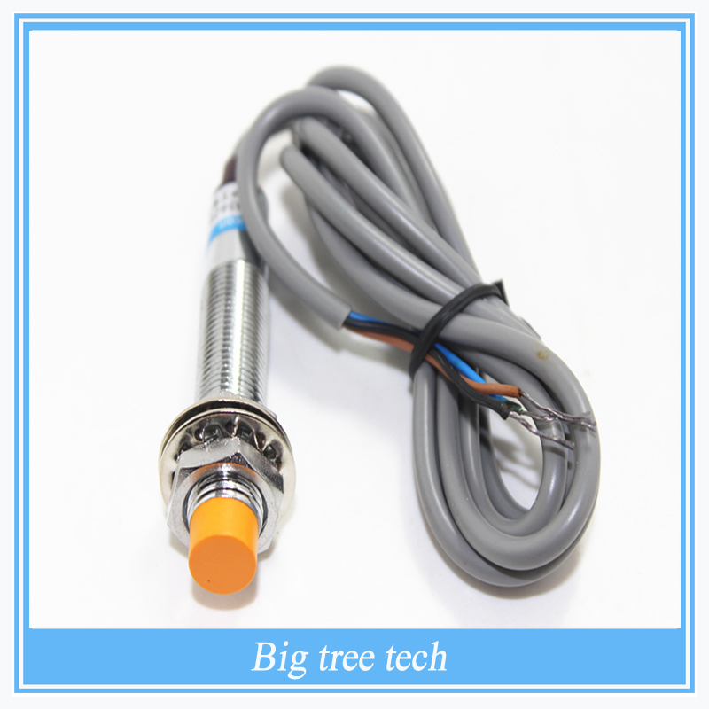 цена на High quality NPN DC6-24V 12MM LJ12A3-4-Z/BX Sensor Induction Proximity Switch 22 For 3D printer parts