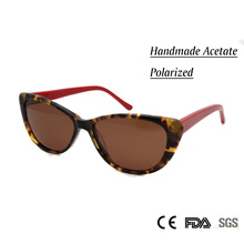 2017 High Quality Polarized Sunglasses Women Cat Eye Fashion Oculos de sol Female UV400 Protection Outdoors Vintage gafas de so