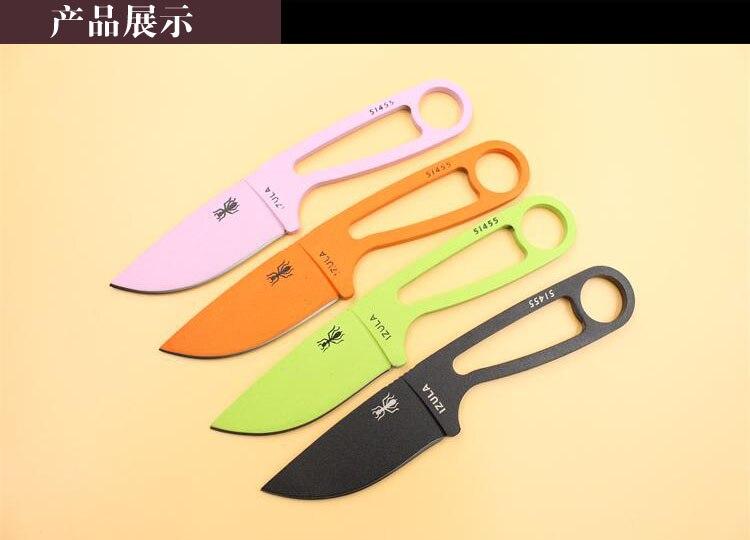 Nový nástroj na přežití nože na záchranu táboření nůž - Ruční nářadí - Fotografie 4