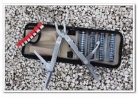Outdoor Multi Function Tool Sets Serrated Knife Screwdriver Sharp Can Opener Metal Wire Cutter Wood Rasp