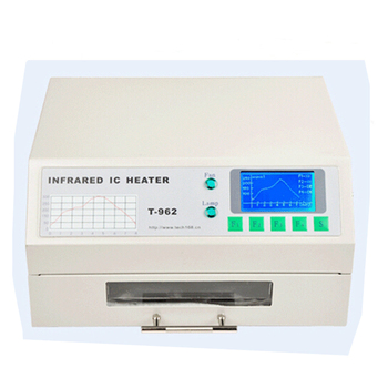 PUHUI T962 110V / 220V Reflow Equipment T-962 Infrared Reflow Furnace IC Heater BGA Rework Station High Quality Electric Soldering Irons