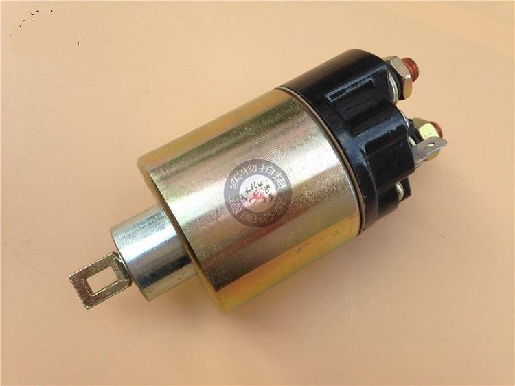L100 STARTER SOLENOID RELAY FOR YANMAR L40 L48 L60 L70 L90 DIESEL MOTOR ELECTRIC MAGNETIC SWITCH 2KW 3KW GENERATOR 7CN-H1940-01 electric fuel injection pump w solenoid for yanmar l100 10hp diesel 418cc 5kw 7kw magnetic valve injector tiller generator