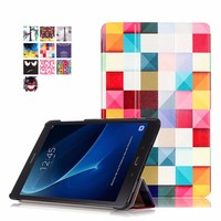 Magnetic Stand Pu Leather Cover Case For Samsung Galaxy Tab A 10 1 T585 T580 SM