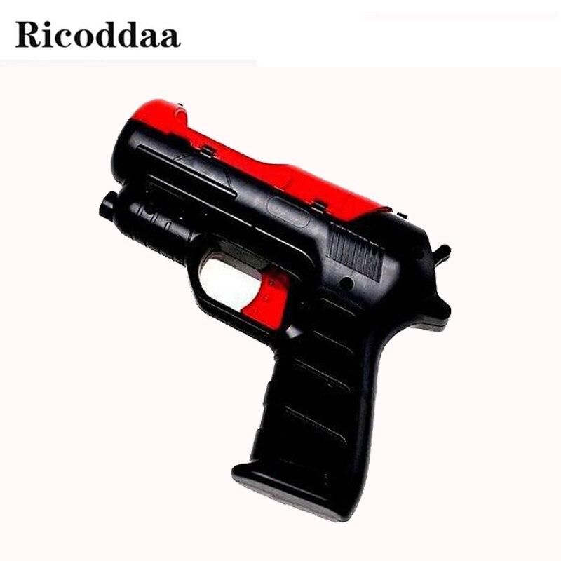 Light Gun Shooter Pistol til PS3 Flyt Motion Controller til Sony Playstation 3 Shooting Game