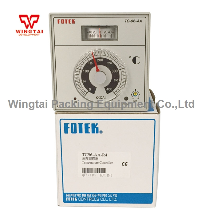 110 / 220VAC Fotek Temperature Controller TC-96-AA Digital Temperature Meter square plate alarm temperature controller meter sw 7ad
