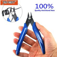 Alicate Electrician Cable Cutter Pliers Wire Pincer Side Snips Flush Cutting Nipper Crimping Diagonal Pliers Electric Wire Tools free shipping pro skit electrician cable cutter pliers diagonal wire nipper multifunction hand toolkit for electronics repair