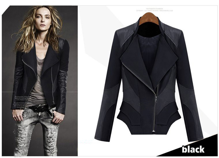 Aliexpress.com : Buy 2015 Leather jacket women Chaquetas Mujer