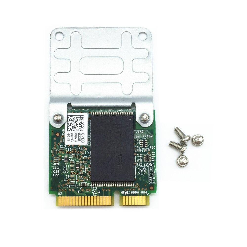 Free Shipping For Intel 2G Turbo Memory For IBM T400 T500 W500 X200 Mini Pci-e Card + Bracket