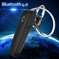Mini fone de Ouvido Estéreo Fone de Ouvido Bluetooth 4.0 Handfree Gancho Mini Fone De Ouvido Sem Fio Universal para iPhone Samsung HTC Xiaomi PC