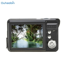 Ouhaobin Popular 18 Mega Pixels CMOS 2.7 Inch Camera TFT LCD Screen HD 720P Digital Camera Take Photos Children Gift Oct26