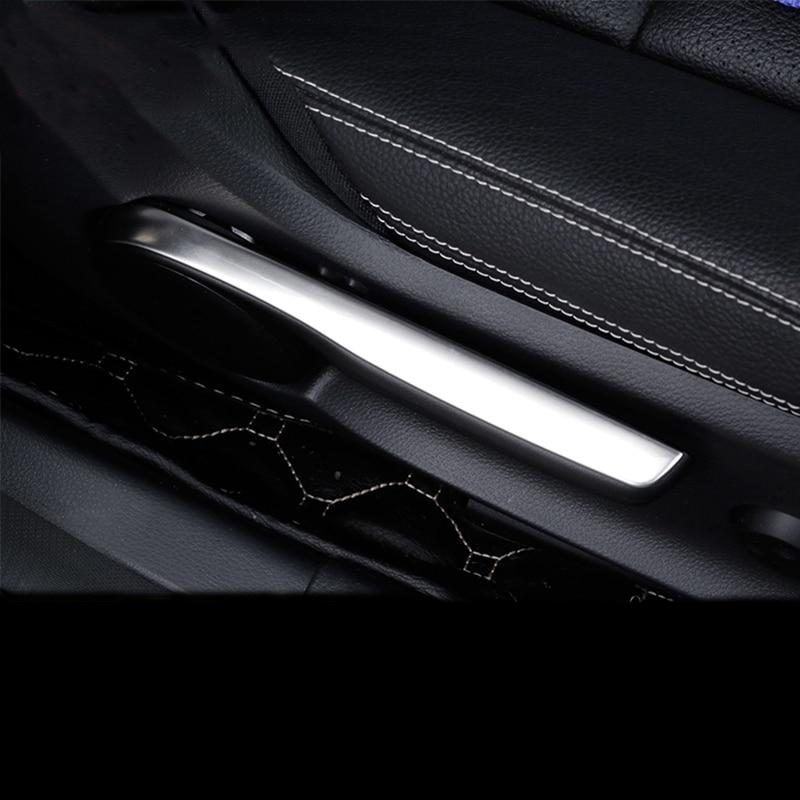 font b Car b font styling font b Interior b font Seat adjustment cover trim