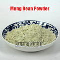 Organic Natural Green Mung Bean Extract  Powder 100g  Handmade Soap Additives Acne Pimple Control Mask Powder 100% Pure Plant