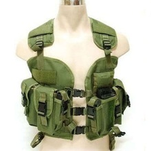 Camouflage Hunting Safety Vest