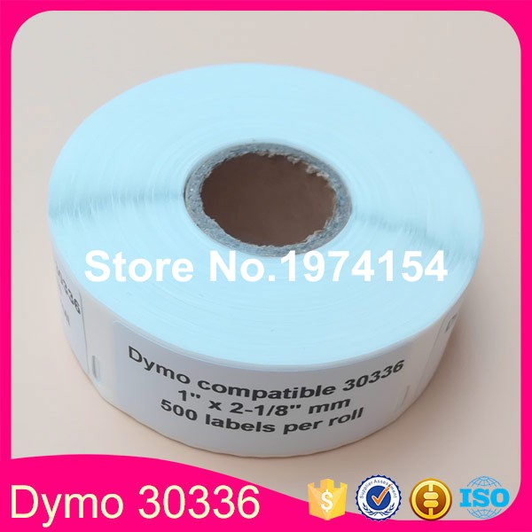 300x Rolls Dymo Compatible labels 30336 Multipurpose Labels other products 11352 30252 30256 30323 30324 30336