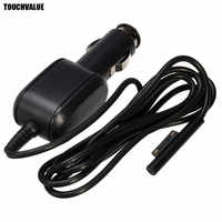 Replacement Car Charger For Surface Pro 3 Pro4 i5 i7 Tablets Charger For Surface Pro 4