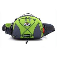 2017 Outdoor Multi Functional Sport Waist Pack Waterproof Hiking Packs Unisex Ride Running Waist Bag Quality
