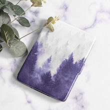 Cover for Kindle Paperwhite Case Shell PU Leather Smart Cover Fit For Amazon Kindle Paperwhite1 2 3 [Auto Wake Up/Sleep