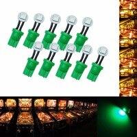 PA LED 10PCS X Pinball Machine 1SMD LED 5050 Bulb W5W Base Lamp Folded T10 LED