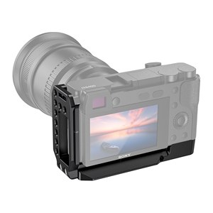 Image 3 - SmallRig A6400 L צלחת A6300 L סוגר עבור Sony A6400 ו A6300 תכונה עם QR שחרור מהיר Arca סגנון צלחת APL2331