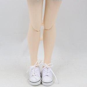 Image 3 - Blyth boneca sapatos de tecido com cinco diferentes cores para adequado para 1/6 do órgão CONJUNTO