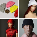 1/6 scale Fahison Hat for Male Female Action Figure Grey Yellow Black Red Pink Hot Accessories