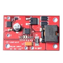 3 шт., 5 шт., 12 В, тестер для батарей, зарядное устройство, аккумулятор MPPT, плата контроллера на солнечной батарее, модуль, физический эксперимент, DIY модуль