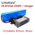 33013996613 - LiitoKala 7S4P 24V 12ah baterías de litio para bicicleta de motor eléctrico ebike scooter silla de ruedas cropper con BMS