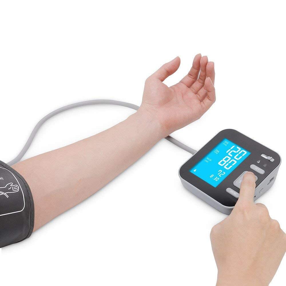 Cigii braço superior monitor de pressão arterial