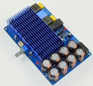 Image 4 - Carte amplificateur Audio de puissance stéréo numérique HIFI TDA8954TH double canal haute puissance 210W + 210W