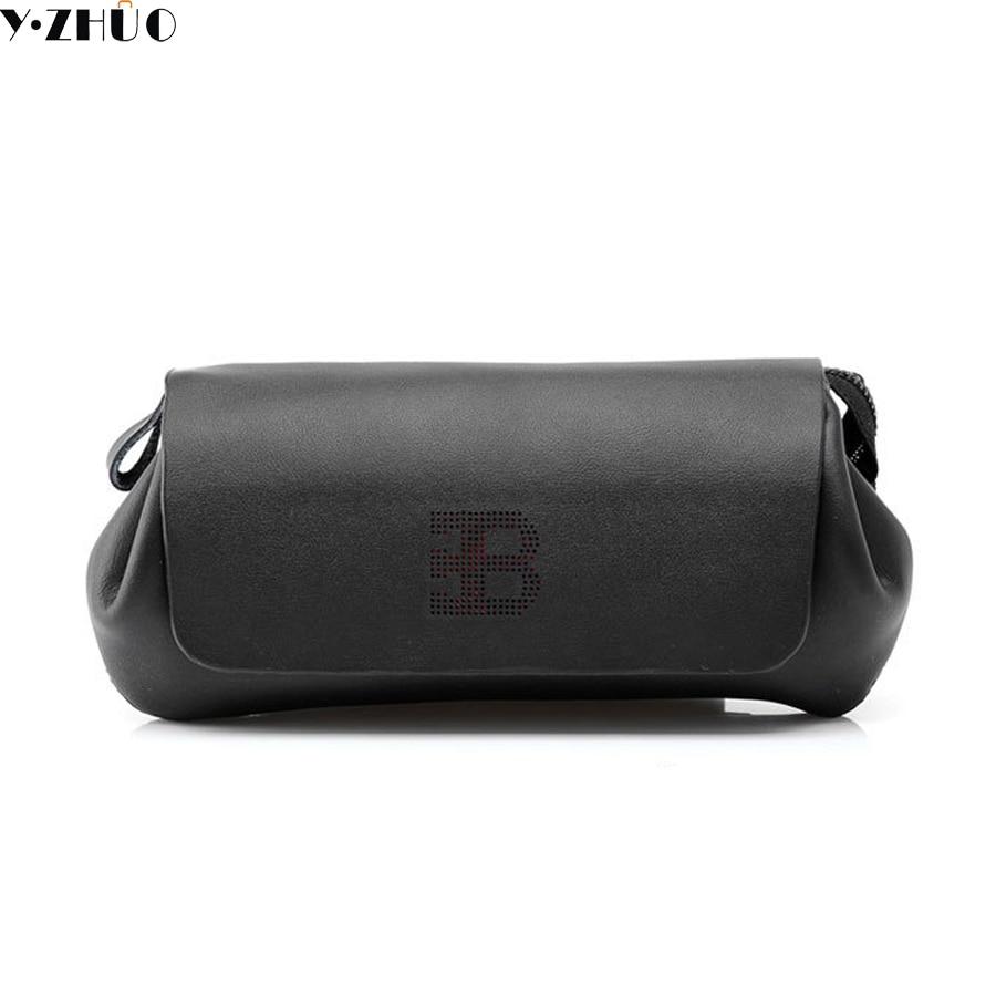 Unique design brand genuine leather bag High quality Business Casual men clutch bag Cowhide handbags Long wallets purses