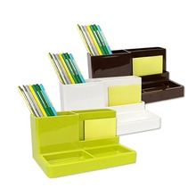 TIANSE TS-1401 Multifunctional Plastic Staionery Pen holder Lovely Design Pencil stand Desk Organizer Office school supplies