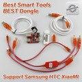 Melhores Ferramentas Inteligentes BST Dongle Para HTC samsung Flash de Reparo IMEI NVM/EFS ROOT i9500 Note3 navio livre com rápido frete grátis hk