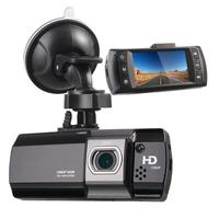 Car DVR Camera Full HD 1080P DVRs Recorder Dash Cam Dual Lens Vehicle Rear View Camera Camcorder Night Vision Dashcam