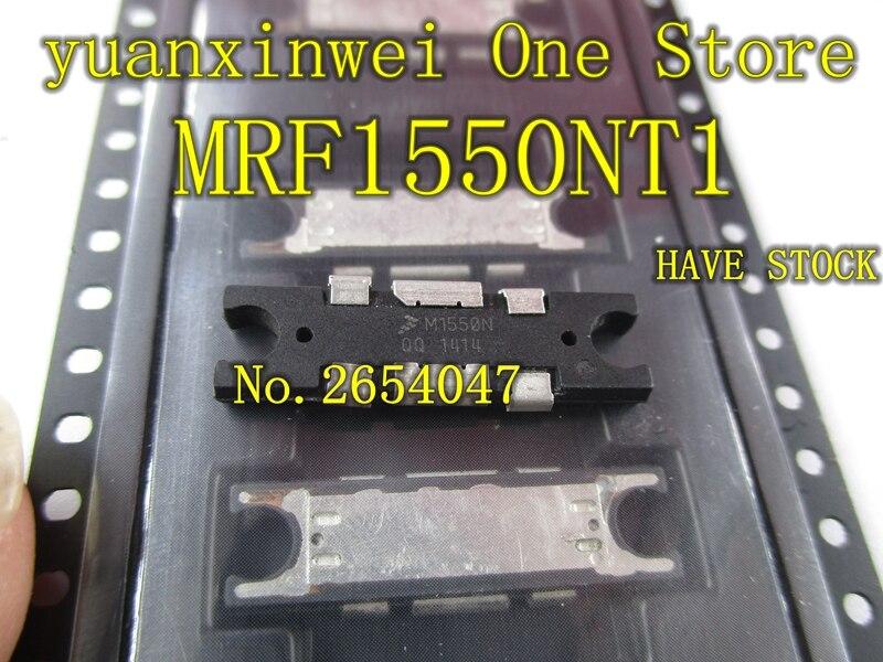 Prix pour Livraison gratuite 2 PCS MRF1550NT1 M1550N MRF1550N MRF1550 T1 M1550N FET RF 40 V 175 MHZ TO272-6 WRAP