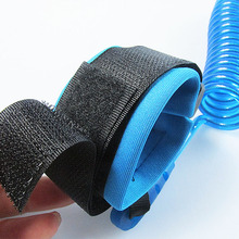 Adjustable Kids Safety Harness Child Wrist Leash Anti-lost Link Children Belt Walking Assistant Baby Walker Wristband 1.5M/2.5M