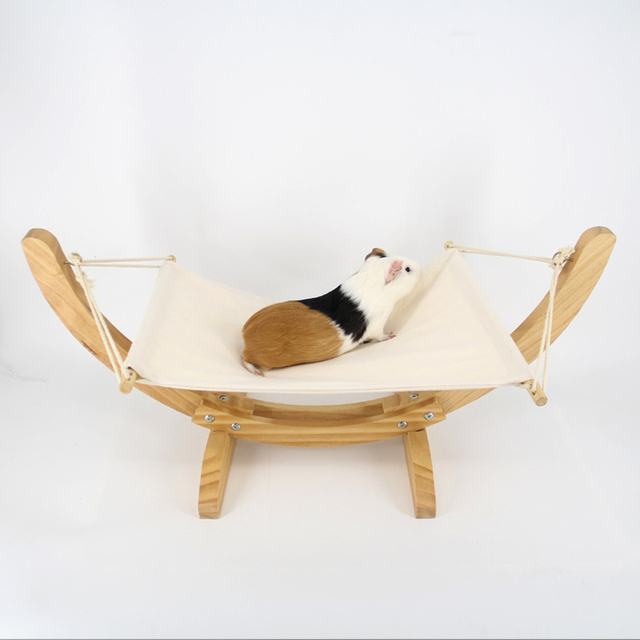 Wooden Hammock for Cats