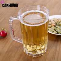 CAKEHOUD-copa de vino para Bar, copa de whisky, vaso de cerveza, vaso de jugo, para fiesta, Bar, regalo creativo, accesorios para Bar, 500ml