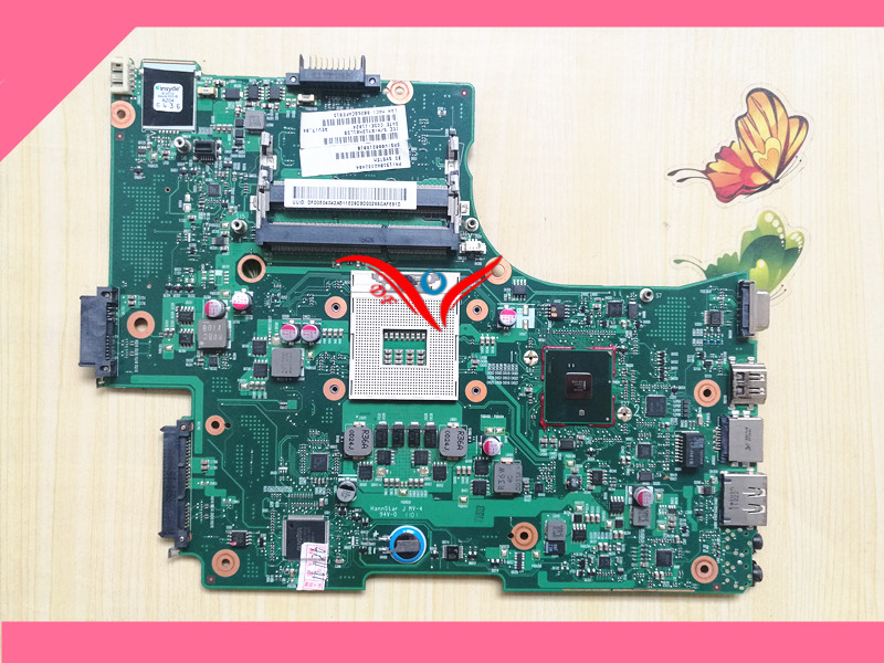 V000218090 6050A2332402-MB-A02-T1 1310A2332405 Main board Fit For Toshiba satellite L650 L655 series Notebook PC