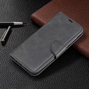 Image 2 - Винтажный Флип кожаный чехол бумажник для samsung Galaxy Note 10 Plus S10 S9 A10 A20 A30 A40 A50 A70 слоты для карт Магнитная подставка Чехол